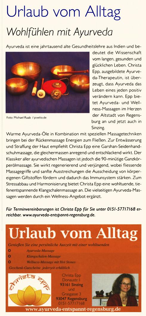 Ayurveda Regensburg